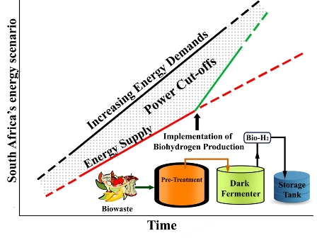 Biohydrogen production as a potential energy fuel in South Africa