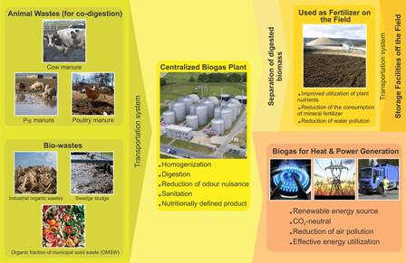 Recent updates on biogas production - a review