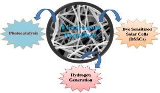 Perspective of electrospun nanofibers in energy and environment
