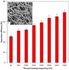 Edible oil mill effluent; a low-cost source for economizing biodiesel production: Electrospun nanofibrous coalescing filtration approach